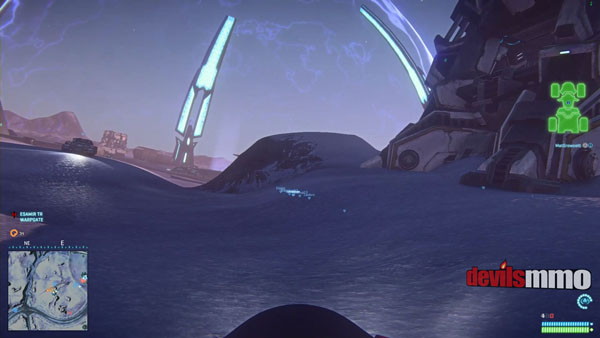 Planetside 2 Gameplay Review Screenshot 3