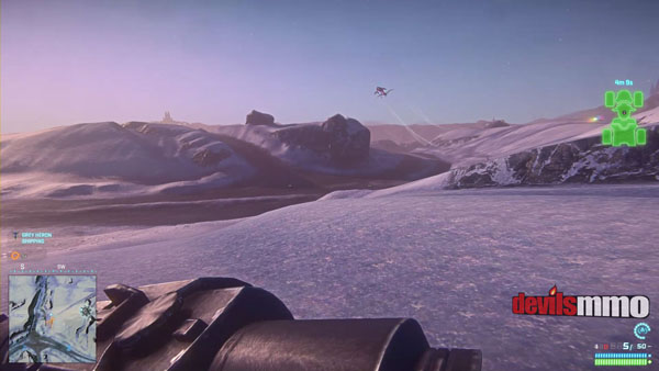Planetside 2 Gameplay Review Screenshot 5