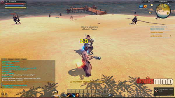 RaiderZ screenshot from review 5