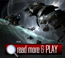 Eve Online Sci-Fi MMO
