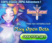 Serenia Fantasy open beta gift pack