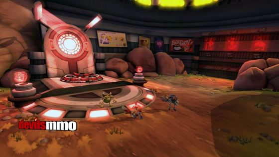 Smashmuck Champions gameplay screenshot 1