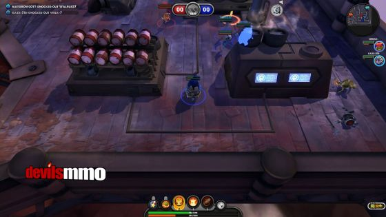 Smashmuck Champions gameplay screenshot 5