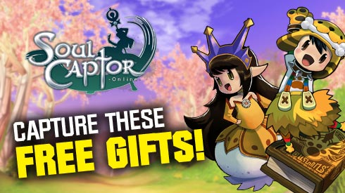 Soul Captor Free Item Pack