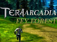 TERA Fey Forest