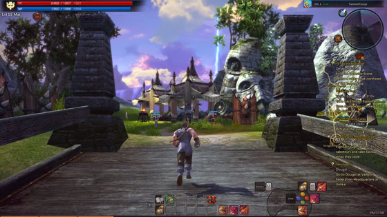 TERA screenshots 02