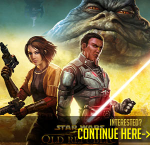 More on SWTOR