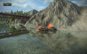 World of Tanks Update 8.0 Screenshot 1