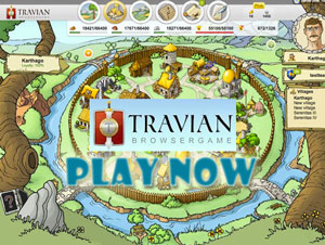 Play Travian for free