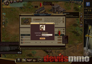 Uprising Empires is a new MMORTS game