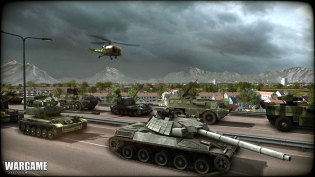 Wargame Airland Battle French army