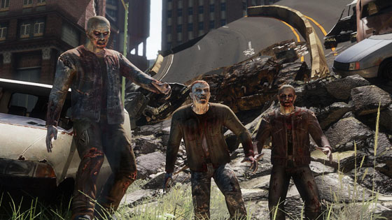 The War Z is back on steam