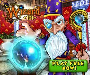 Play Wizard 101 for free