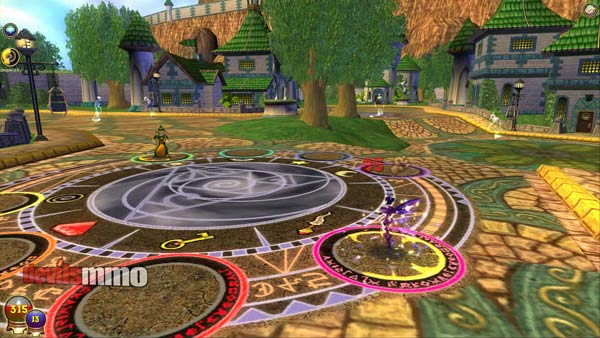 Wizard 101 Screenshot 2013 - 2