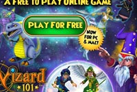 Wizard 101 supports Mac