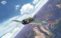 World of Warplanes new flight model
