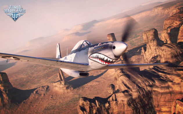 world of warplanes open beta screenshot