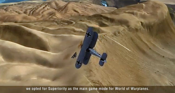 World of Warplanes Superiority