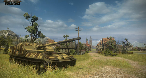 Object 263 - World of Tanks