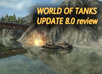 World of Tanks Update 8.0 review