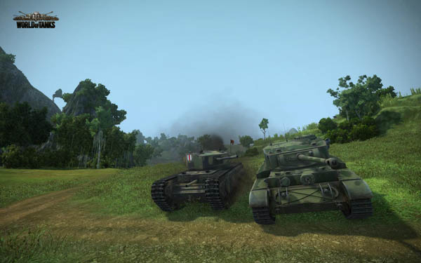 British Tanks in World of Tanks 8.1