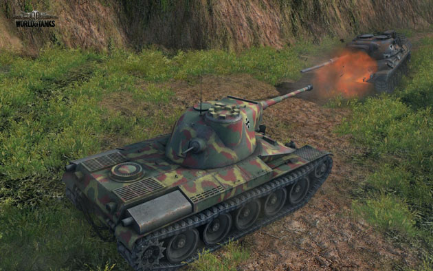 World of Tanks Update 8.5