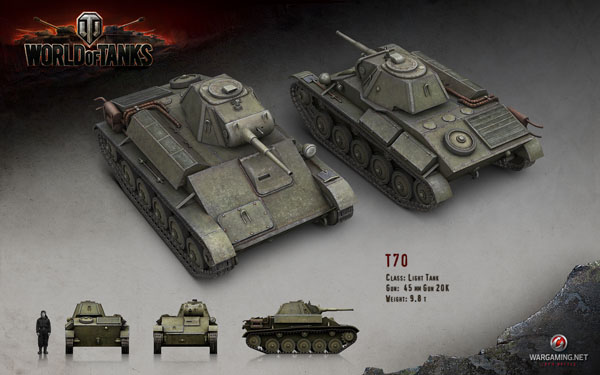 World of Tanks update 8.5 and new Soviets