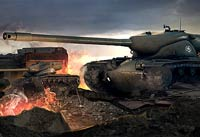 World of Tanks T57 Heavy