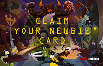 Claim your Zomber Squad newbie card