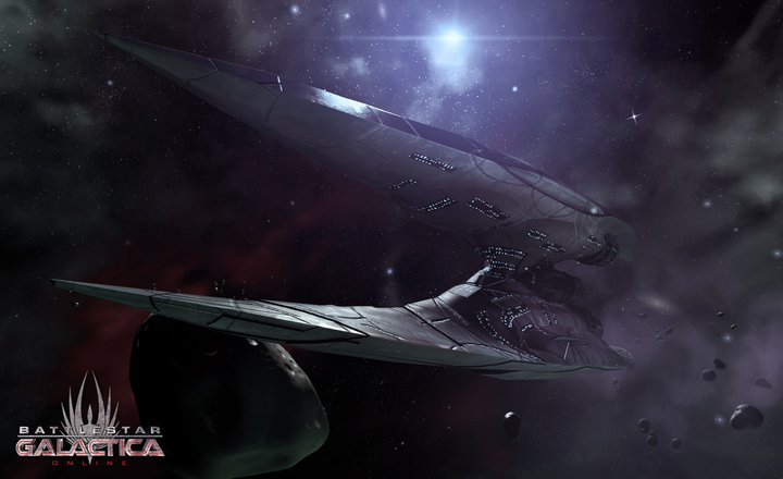 Battlestar Galactica Online updated!