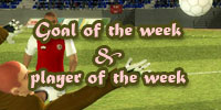 FS Goal of the Week & Player of the Week