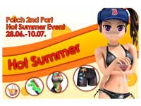 Argo summer event and new items