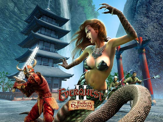 Everquest 2 Review