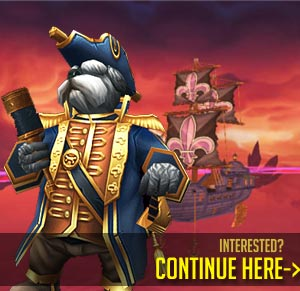 Pirate 101 Review