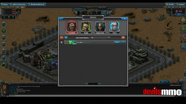 Total Domination MMORTS review